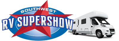 Southwest RV Super Show Logo